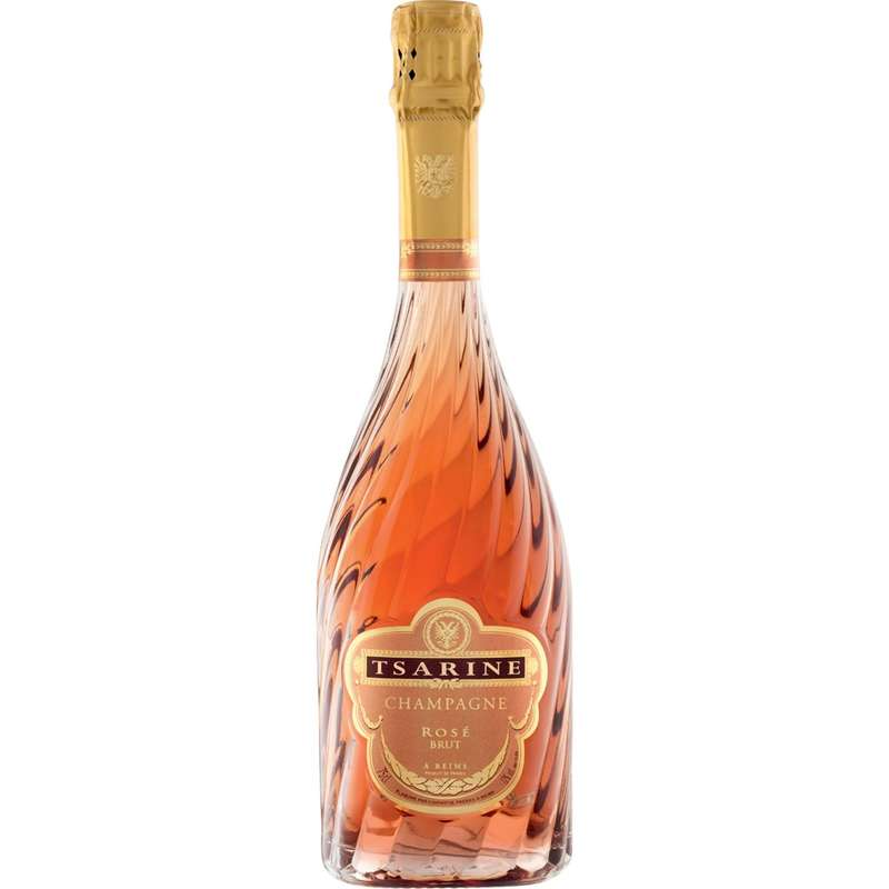 Champagne rosé, Tsarine (75 cl)
