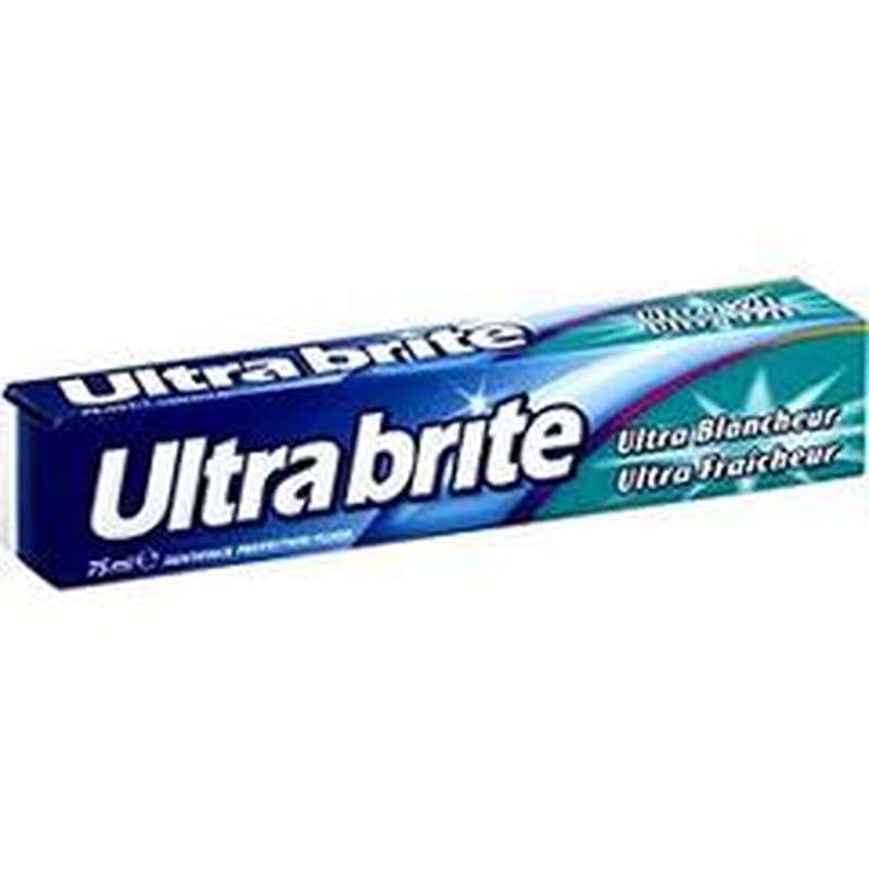 Dentifrice Ultrabrite (75 ml)