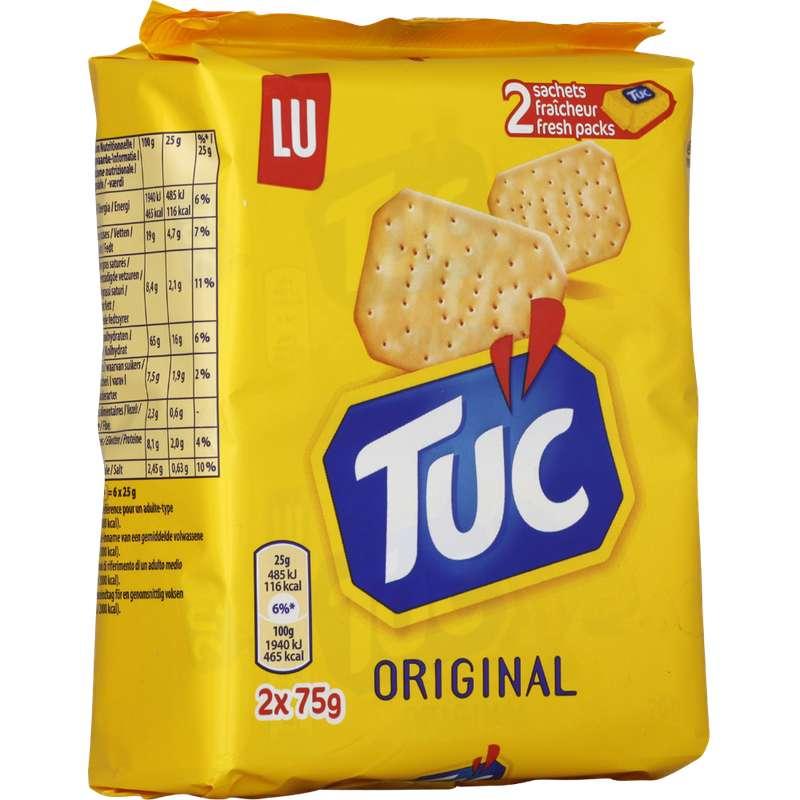 Crackers Tuc Original (2 x 75 g)
