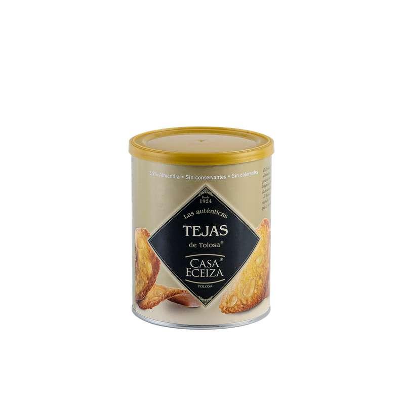 Tuiles aux amandes, Casa Eceiza (150 g)