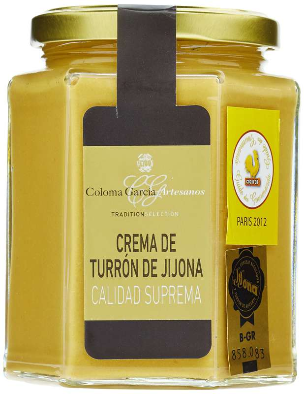 Crème de turron à tartiner IGP, Coloma Garcia (275 g)
