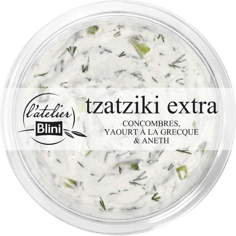 Tzatziki extra, L'atelier Blini (175 g)
