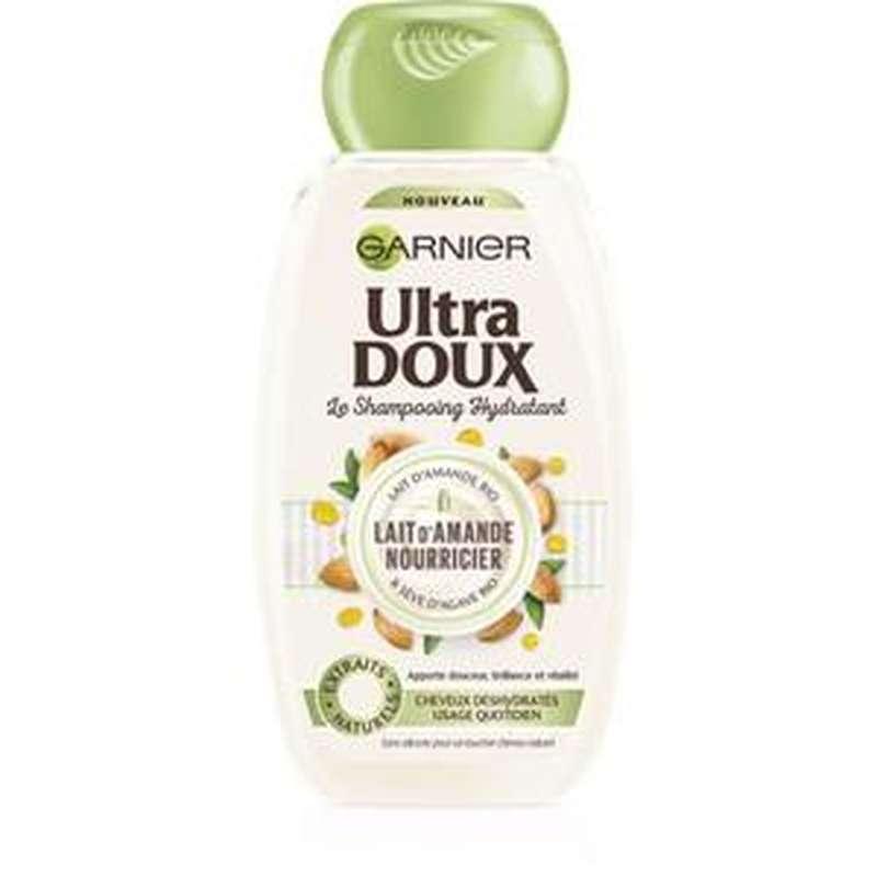 Shampooing au lait d'amande nourricier, Ultra Doux (250 ml)