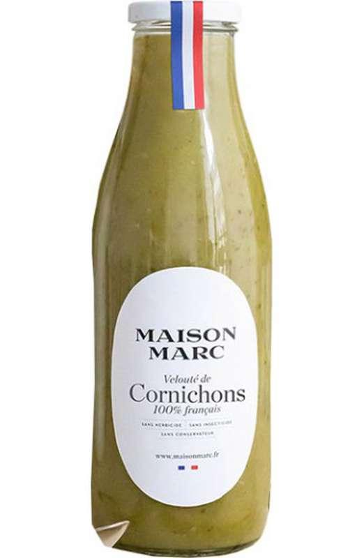 Velouté de cornichons, Maison Marc (75 cl)