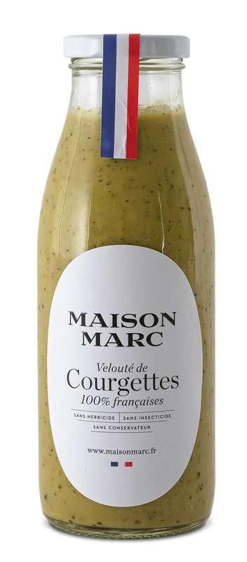 Velouté de courgettes, Maison Marc (50 cl)