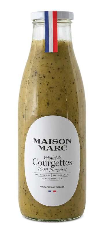 Velouté de courgettes, Maison Marc (75 cl)