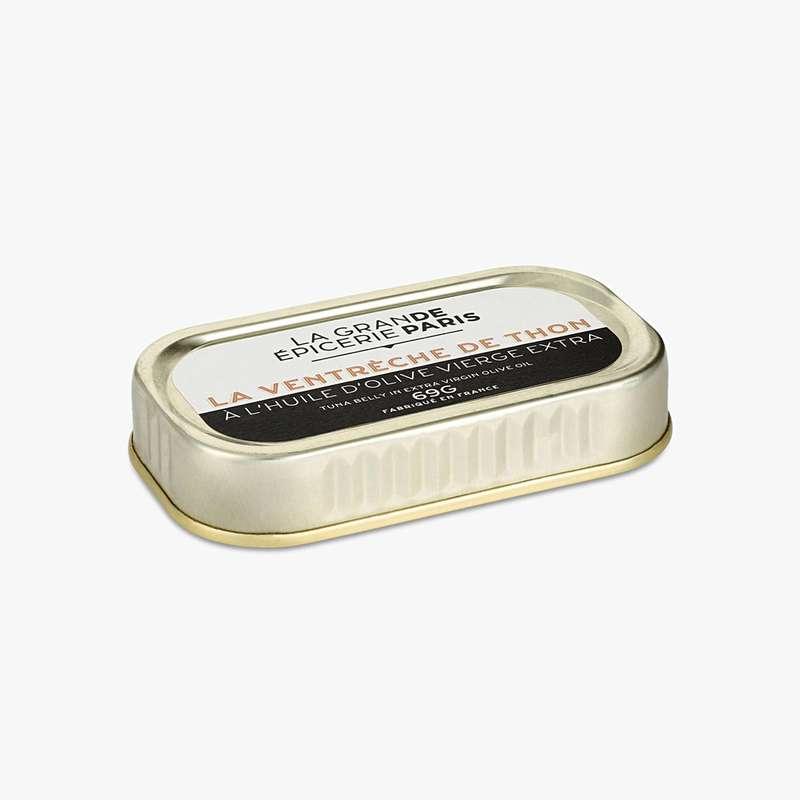 Ventrèche de thon blanc Germon, La Grande Epicerie de Paris (69 g)