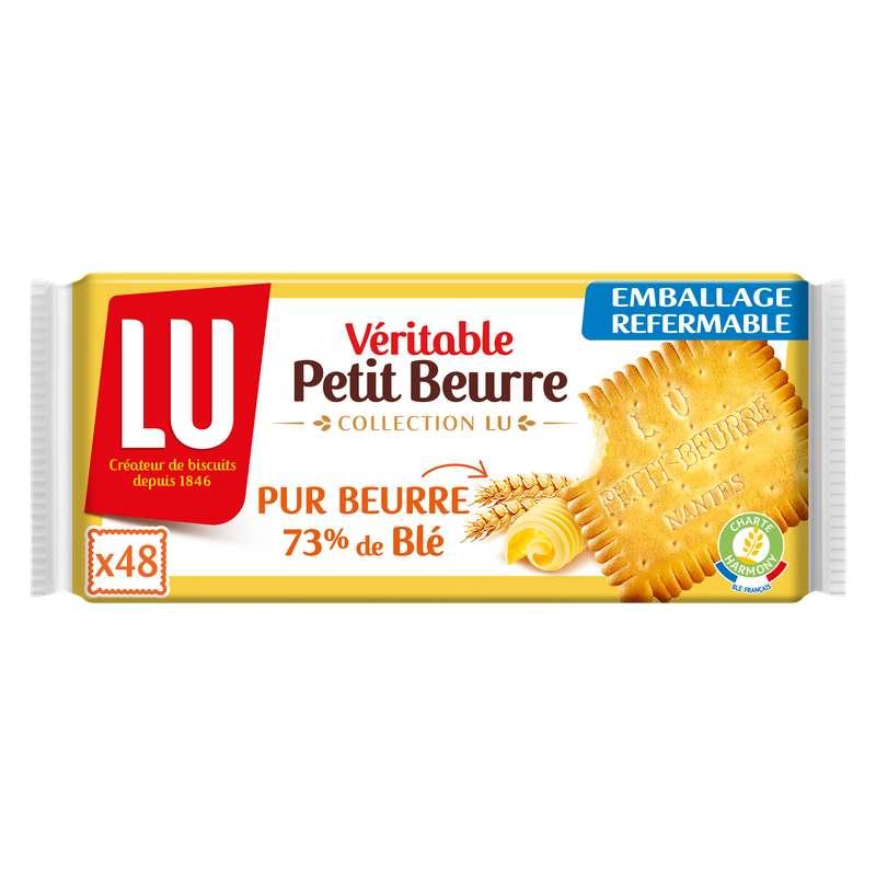 Véritable petit beurre, Lu (400 g)