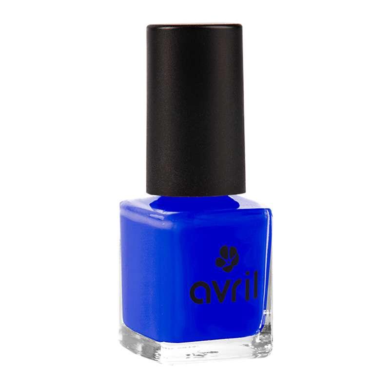 Vernis à ongles bleu de France, Avril (7 ml)