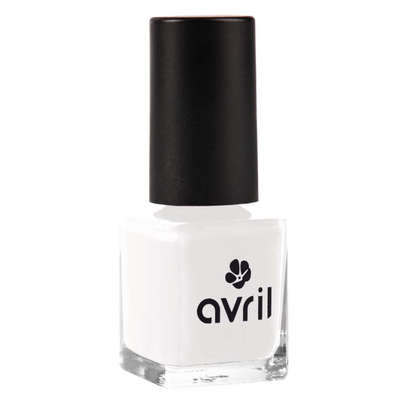 Vernis à ongles french blanc n°1051, Avril (7 ml)