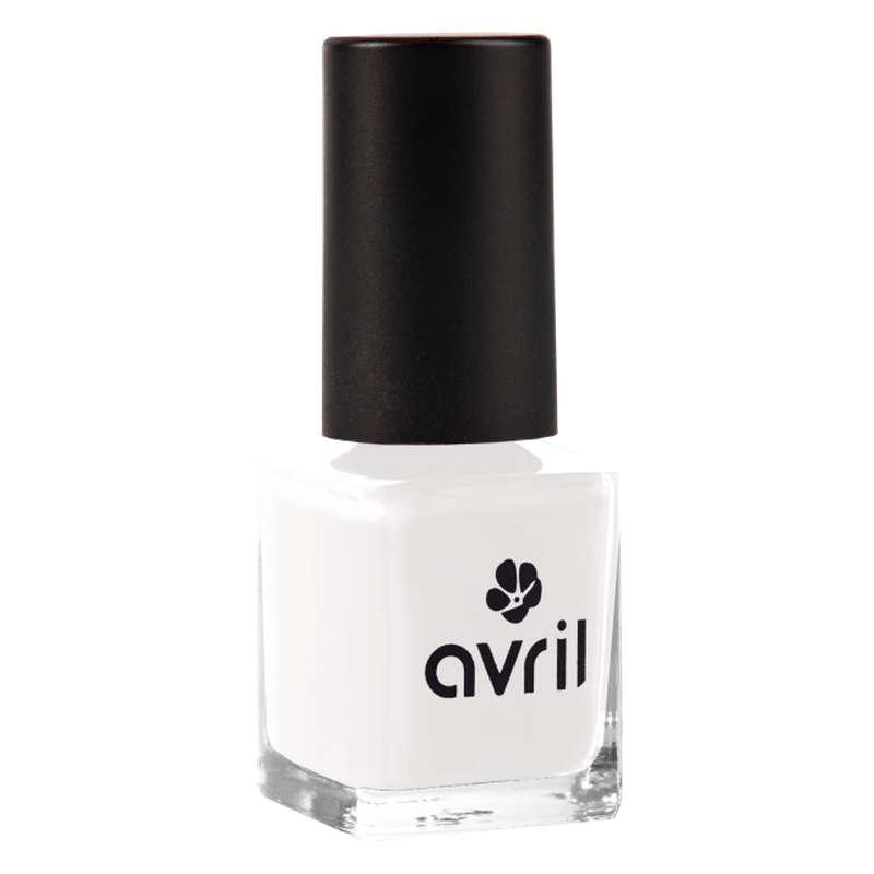 Vernis à ongles french blanc n°1051, Avril (7 ml)