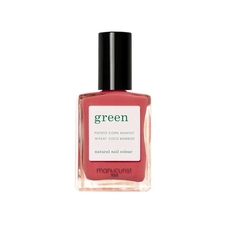 Vernis à ongles Green Bois de rose, Manucurist (15 ml)