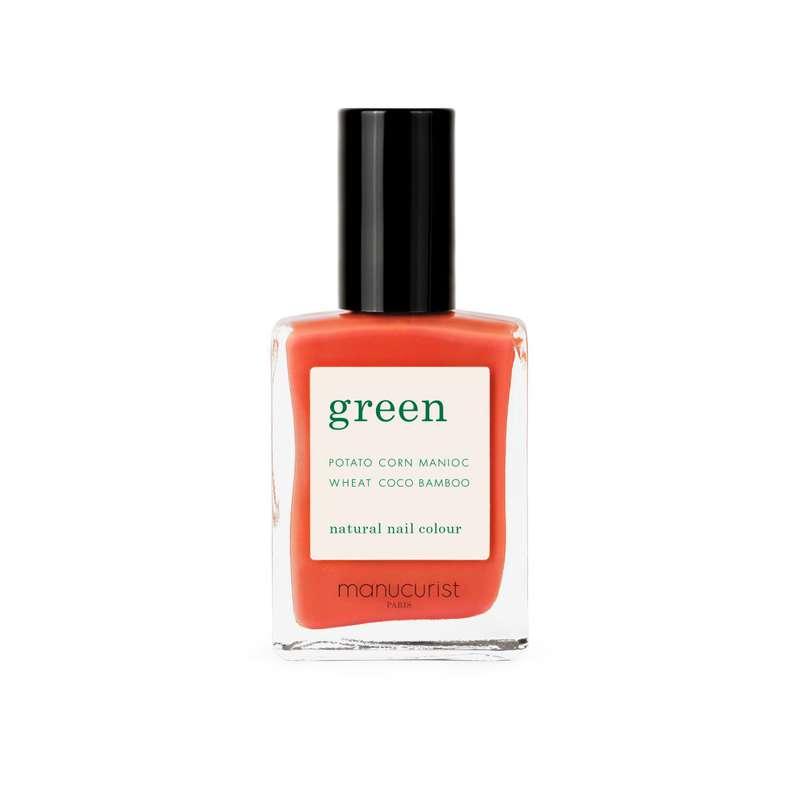 Vernis à ongles Green Coral Reef, Manucurist (15 ml)