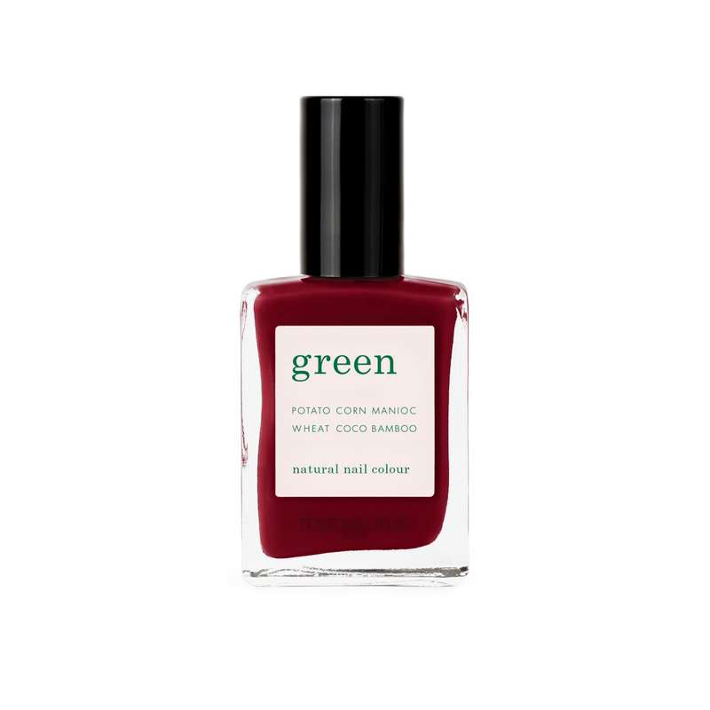Vernis à ongles Green Dark Pansy, Manucurist (15 ml)