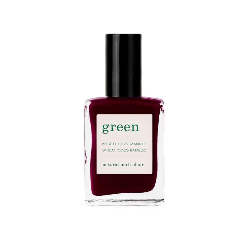 Vernis à ongles Green Hollyhock, Manucurist (15 ml)