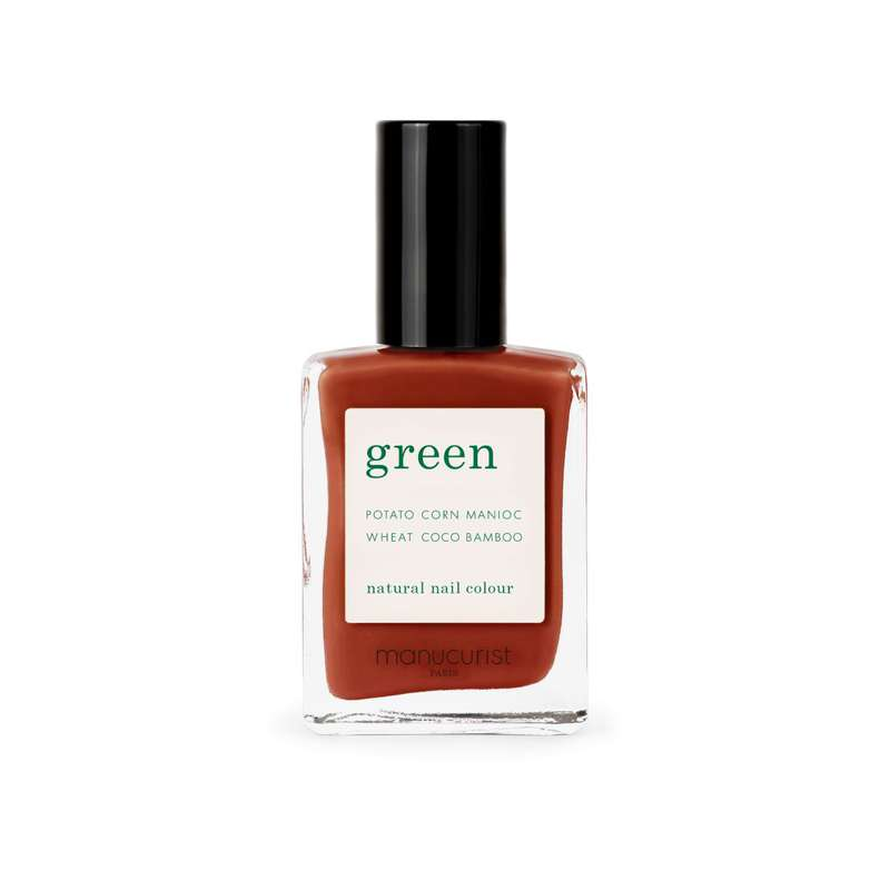 Vernis à ongles Green Indian Summer, Manucurist (15 ml)