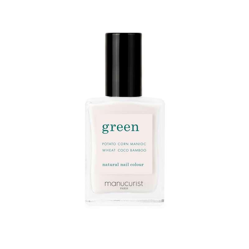 Vernis à ongles Green Milky White, Manucurist (15 ml)