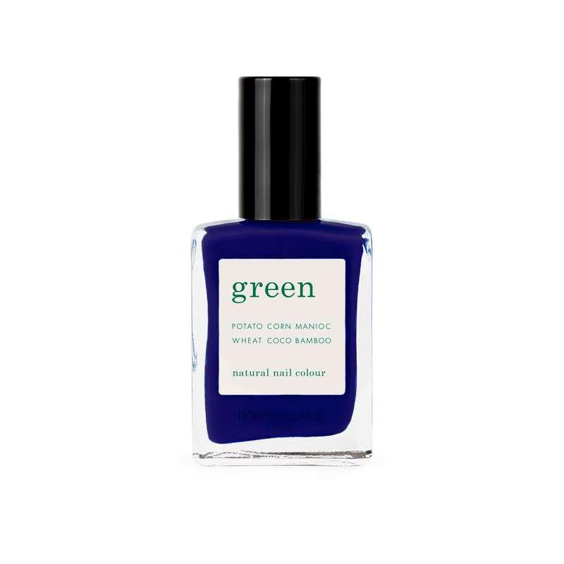 Vernis à ongles Green Navy Blue, Manucurist (15 ml)