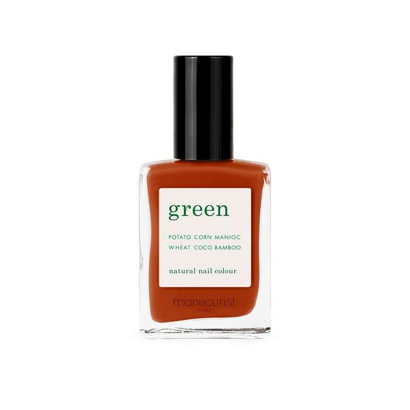 Vernis à ongles Green Terracotta, Manucurist (15 ml)