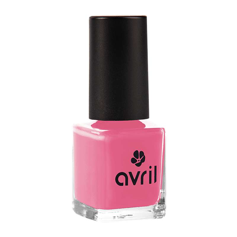 Vernis à ongles rose tendre n°472, Avril (7 ml)