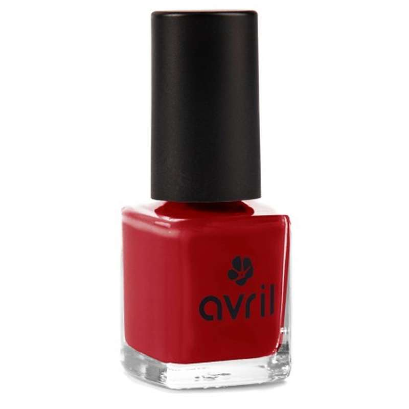 Vernis à ongles rouge opéra n°19, Avril (7 ml)