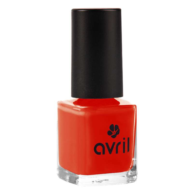 Vernis à ongles coquelicot n°1049, Avril (7 ml)