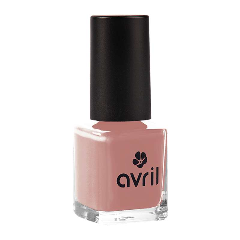 Vernis à ongles nude, Avril (7 ml)