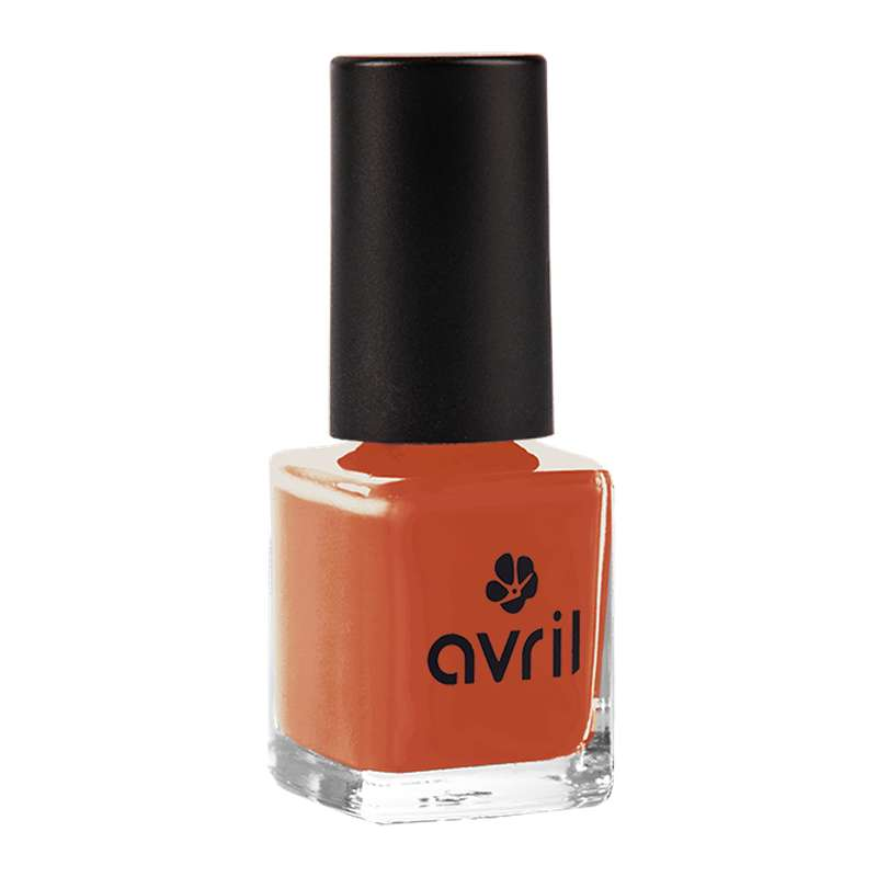 Vernis à ongles tangerine n°864, Avril (7 ml)