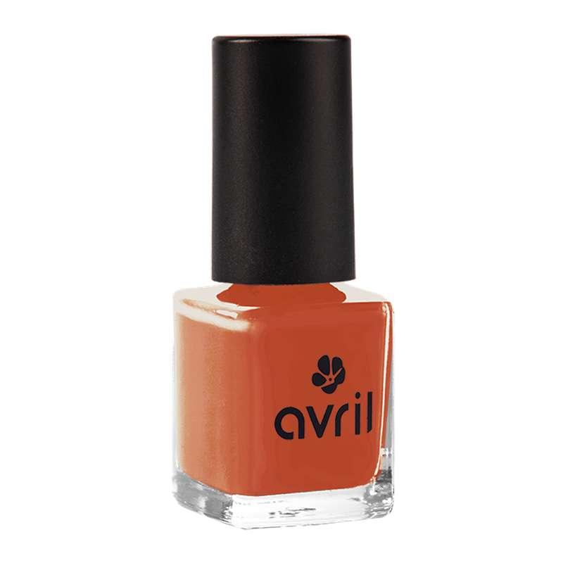 Vernis à ongles tangerine n°864, Avril (7 ml)