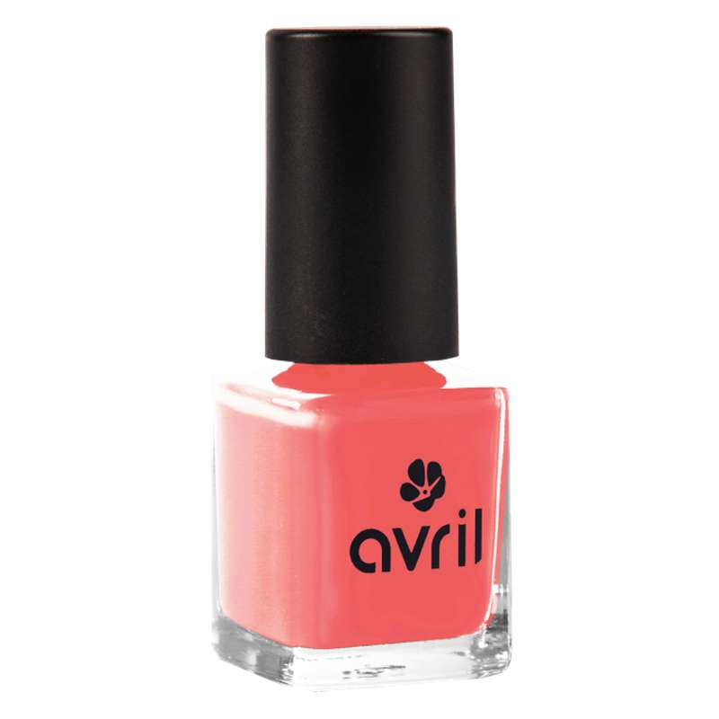 Vernis à ongles pamplemousse rose, Avril (7 ml)