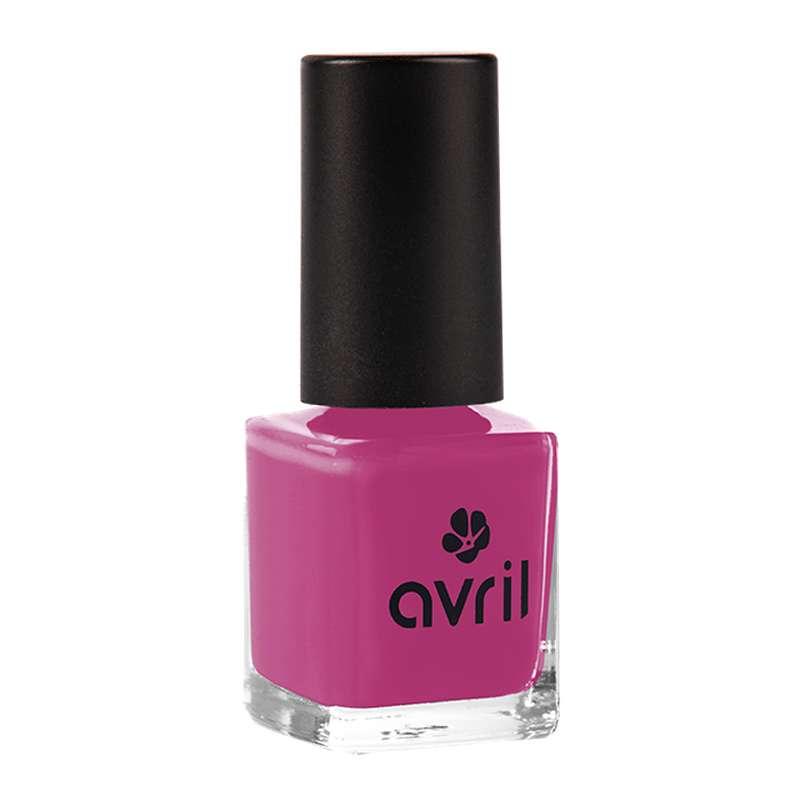Vernis à ongles pourpre n°1059, Avril (7 ml)
