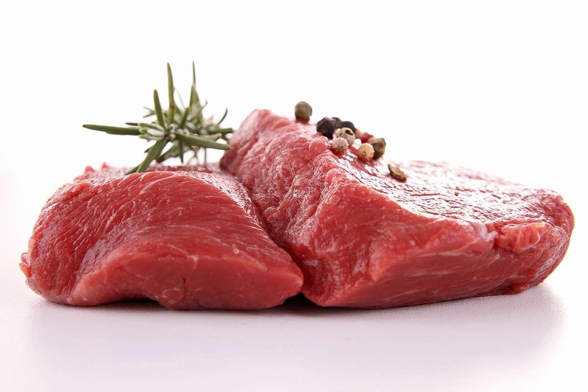 Viande à Bourguignon (environ 450 - 500 g)