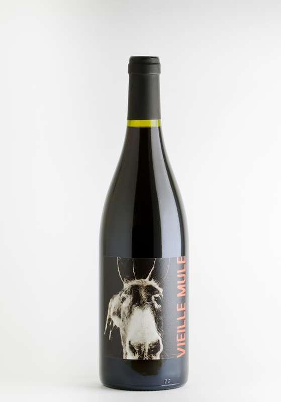 Vieille Mule rouge - 2019 - IGP Côtes Catalanes (75 cl)