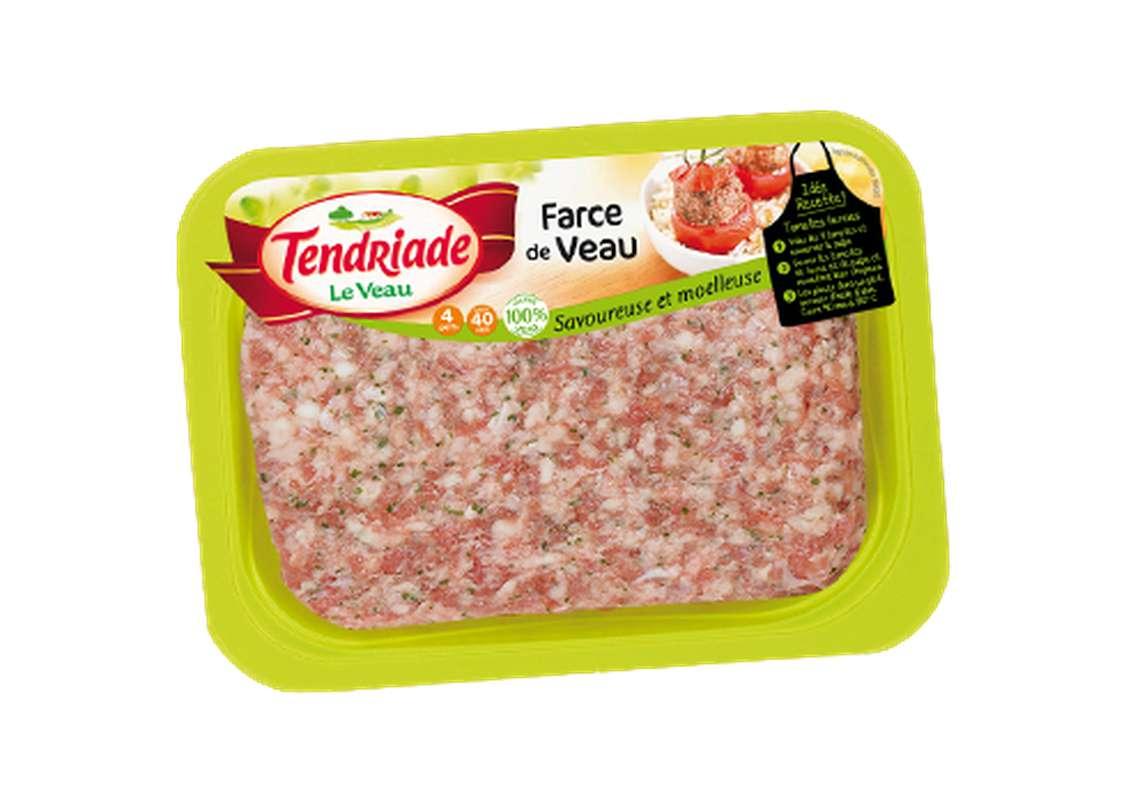 Farce de veau, Tendriade (400 g)