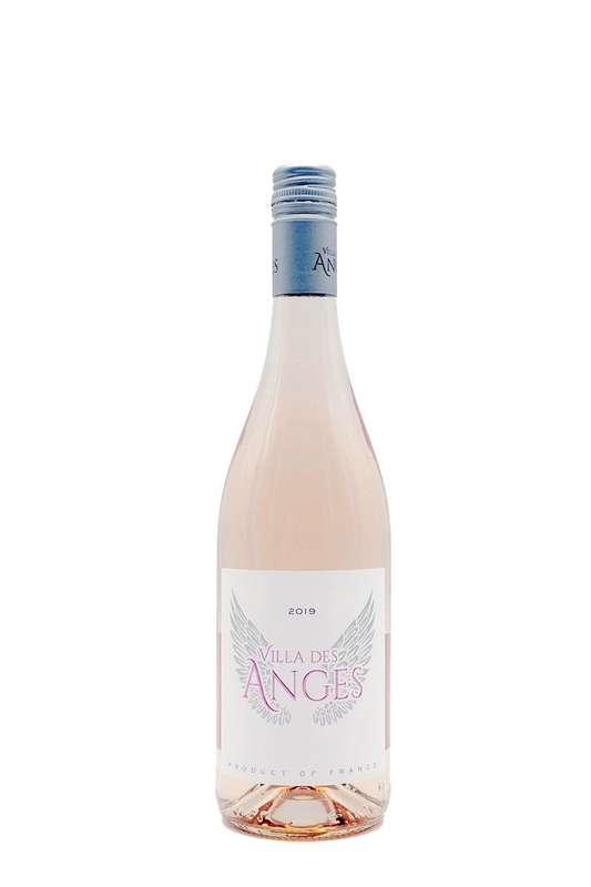 Villa des Anges Rosé IGP Pays d'Herault 2019 (75 cl)