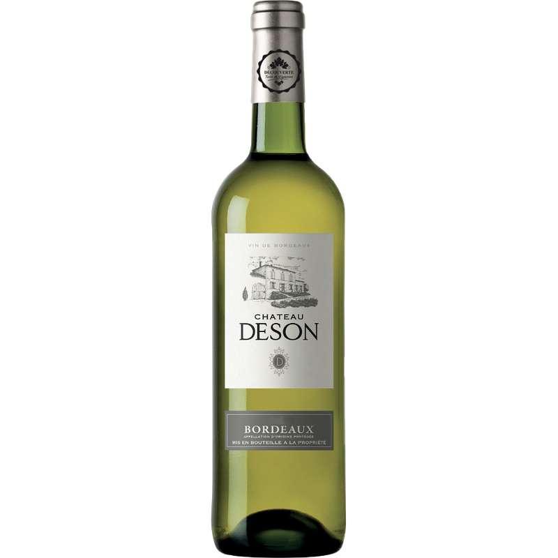 Bordeaux sec AOC Château deson 2019 (75 cl)
