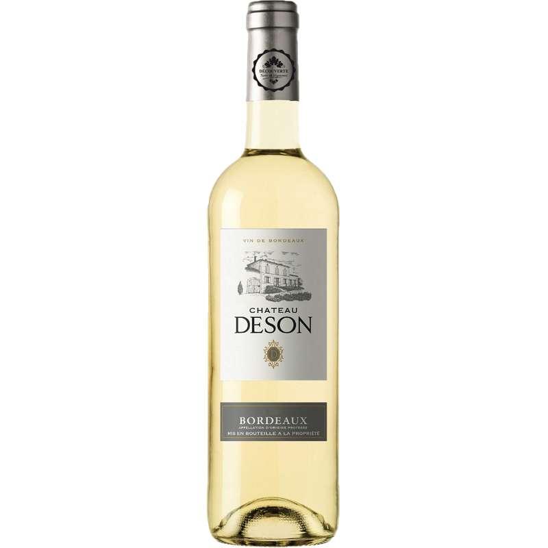 Bordeaux Moelleux Château Deson 2018 (75 cl)