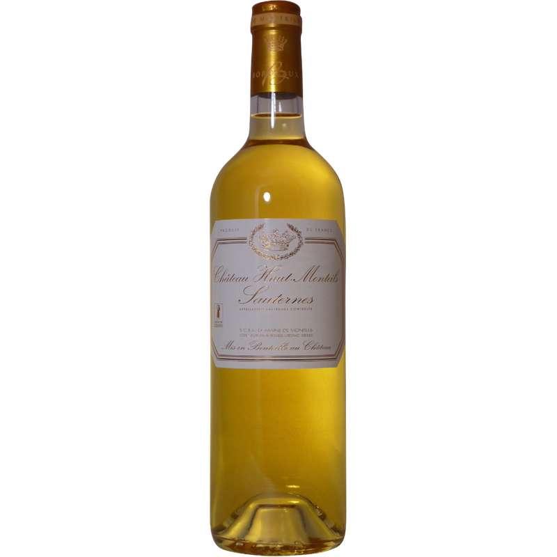 Sauternes AOC Chateau Haut Monteils 2017 (75 cl)