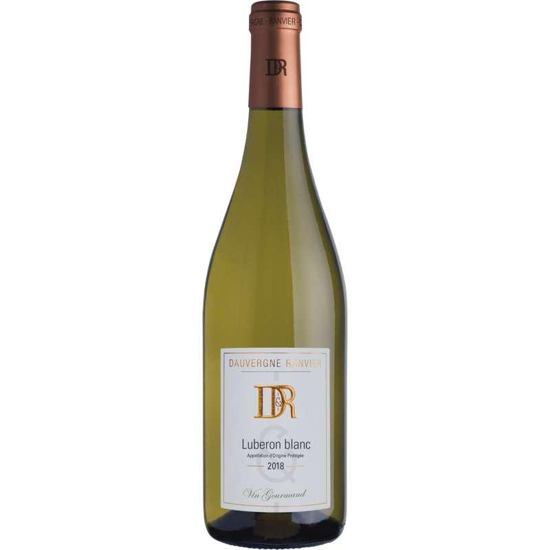 Lubéron AOP Dauvergne Ranvier vin gourmand 2018 (75 cl)