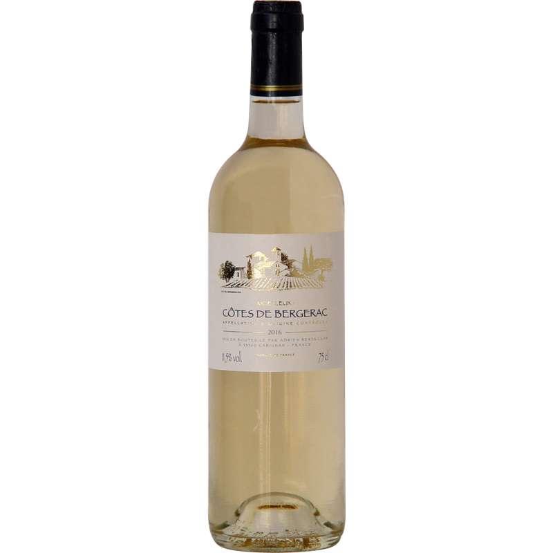 Côtes de Bergerac AOP moelleux Adrien Bertaillan 2019 (75 cl)