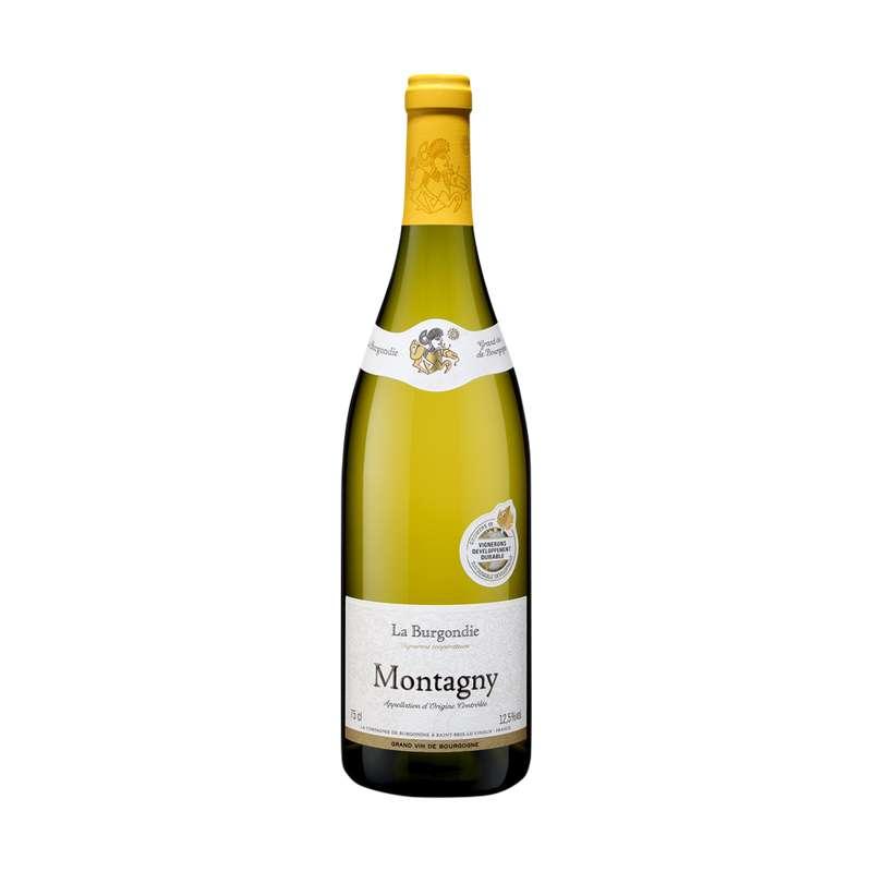 Burgondie AOP Montagny 2018 (75cl)