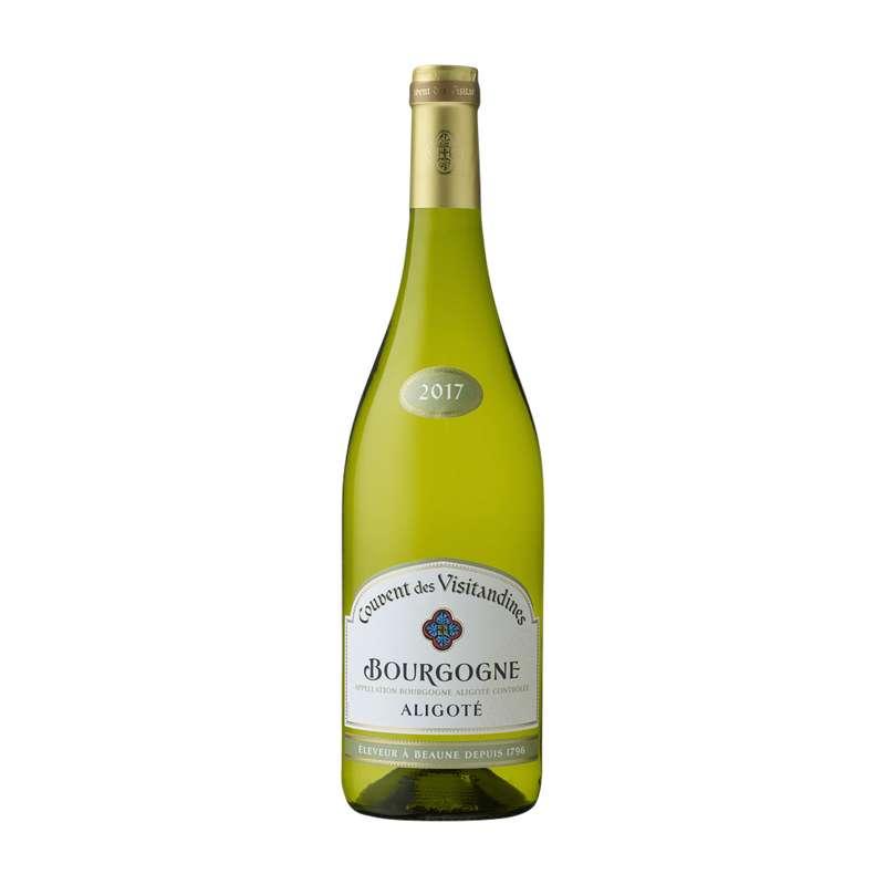 Bourgogne Aligoté AOP Couvent des Visitandines 2019 (75 cl)