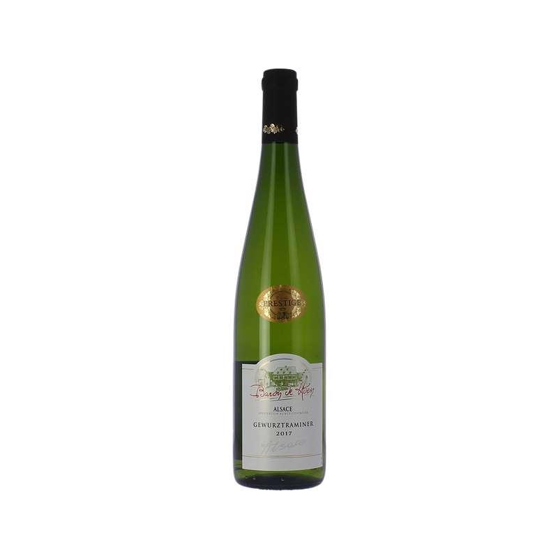 Gewurztraminer AOC cuvée prestige Baron de Hoen 2018 (75 cl)