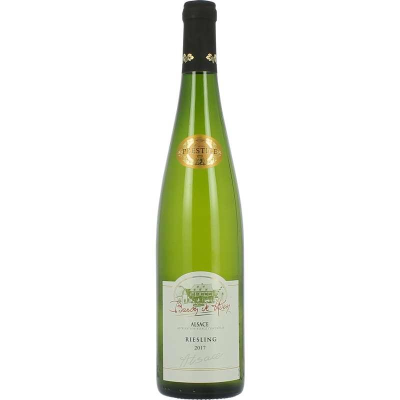 Riesling blanc d'Alsace AOC cuvée prestige Baron de Hoen 2019 (75 cl)