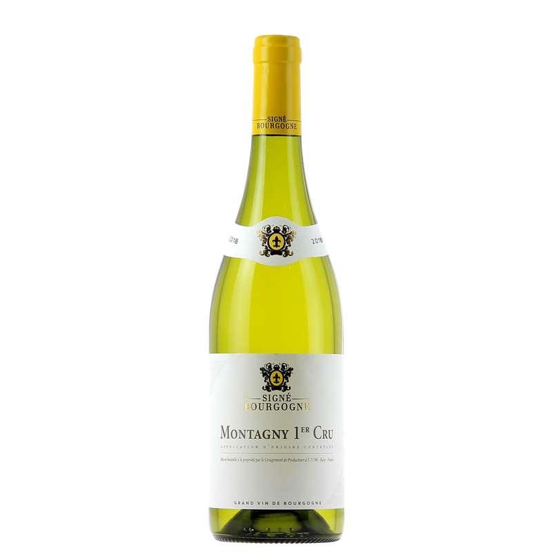 Montagny 1er cru AOP Signé Bourgogne 2019 (75 cl)