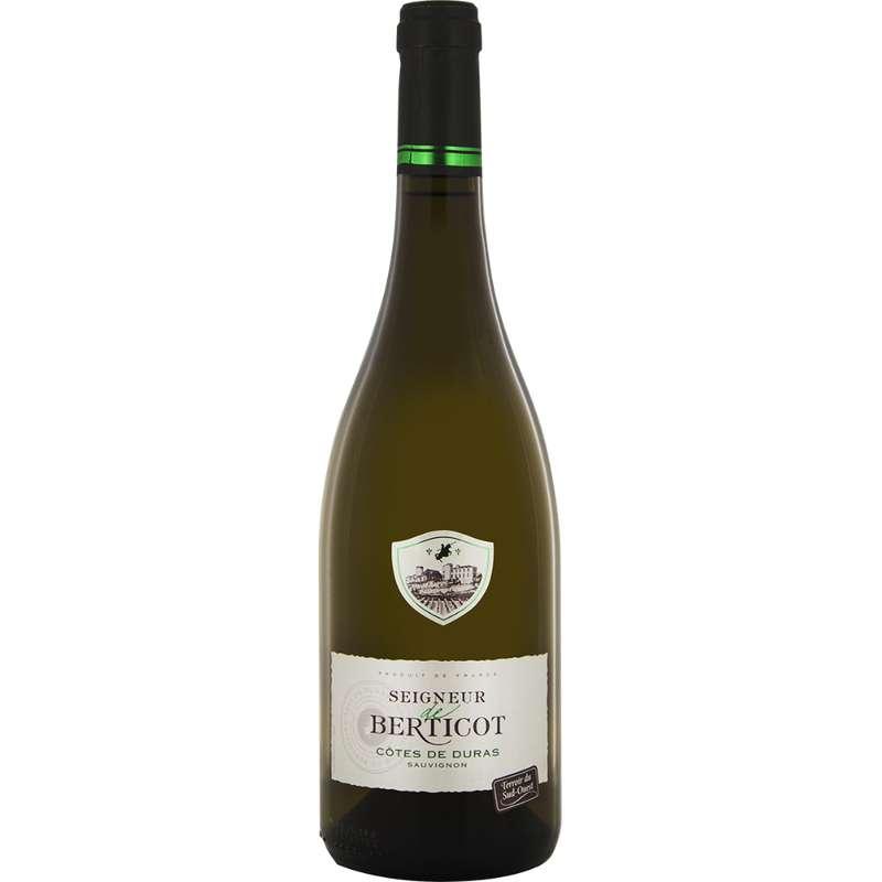 Côtes de Duras AOC Sauvignon sec Seigneur de Berticot 2019 (75 cl)