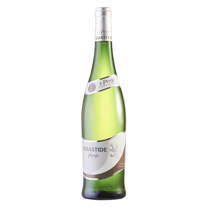 Vin blanc sec perlé AOP Gaillac Labastide 2018 (75 cl)