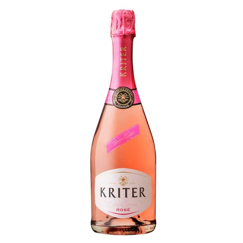 Vin mousseux rosé, Kriter (75 cl)