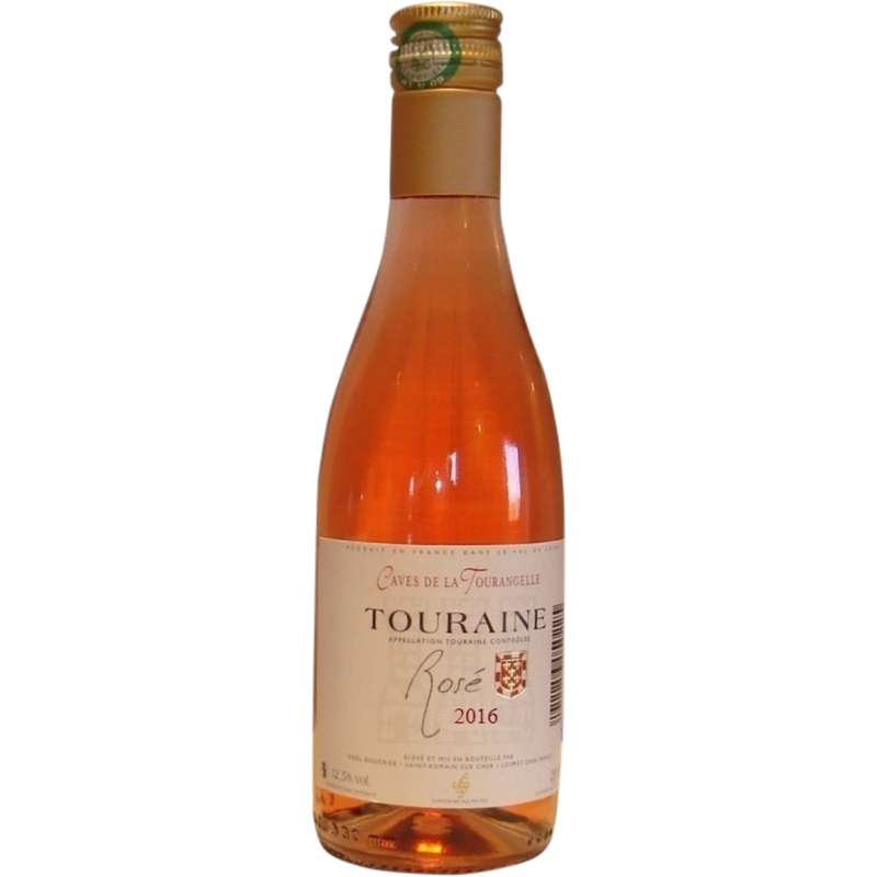 Touraine AOP Rosé caves de la tourangelle 2018 (25 cl)