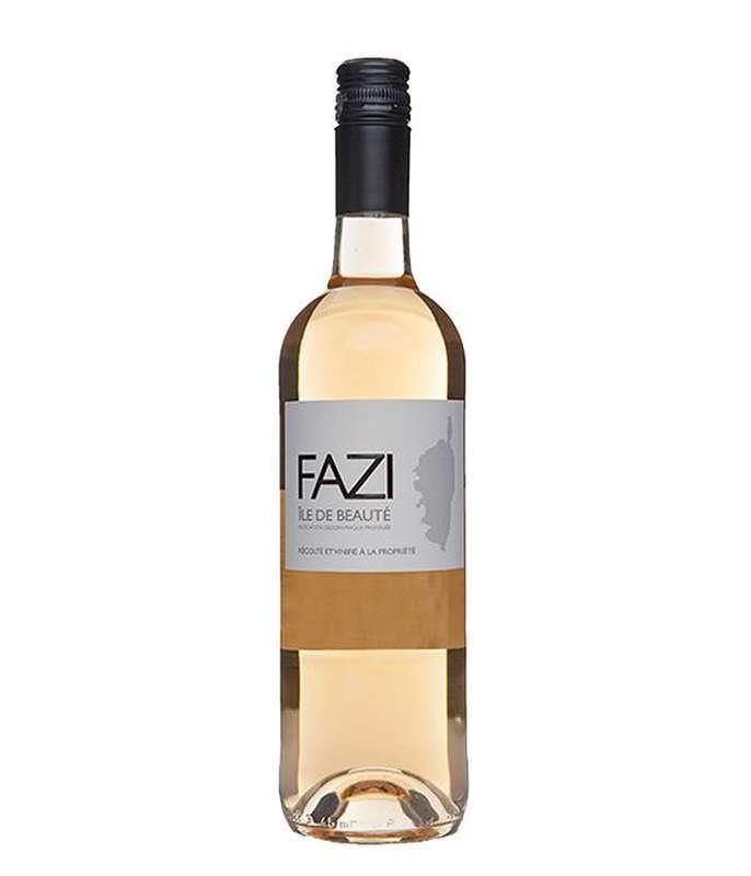 Vin rosé IGP Ile de Beauté domaine Fazi 2020 (75 cl)